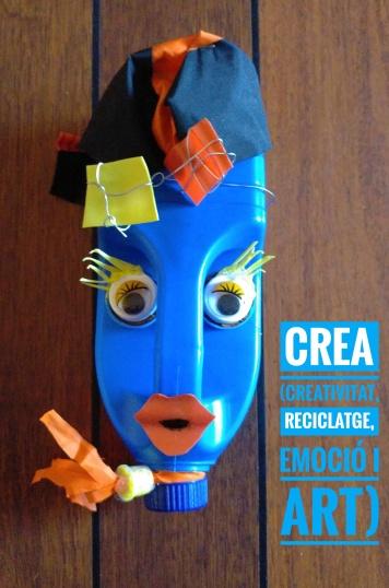 Taller CREA (Creativitat, Reciclatge, Emoció i Art)