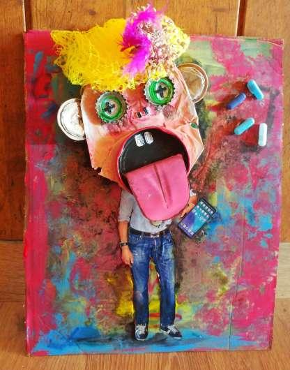 Espai Fridart (Artteràpia & Reciclatge)