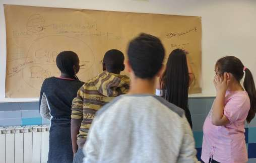 Intervencions amb adolescents