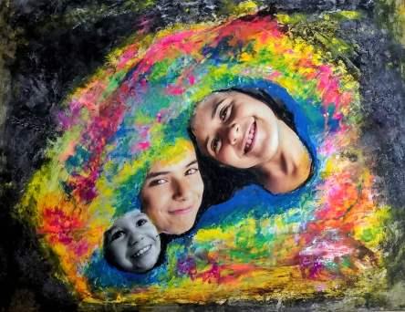 Collage (obra personal)