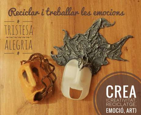 Proposta CREA per a treballar les emocions