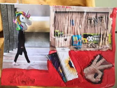 """Projecte d'artteràpia en context escolar """"L'obra Artística com a Lloc d'experiència"""""""