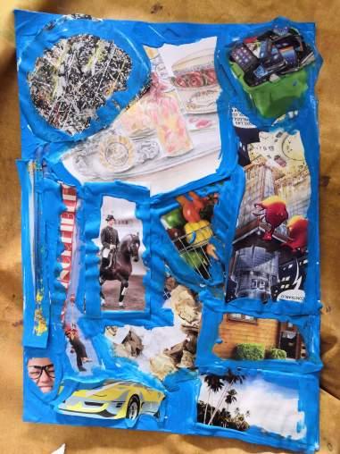 """Projecte d'artteràpia """"L'obra artística com a lloc d'experiència"""""""